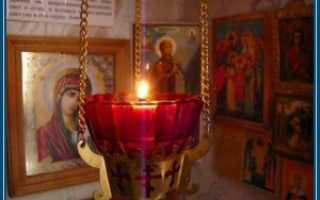 Какие молитвы читать утром и вечером дома
