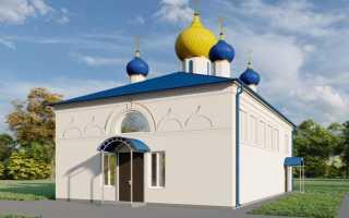 Храм казанской божьей матери в казани