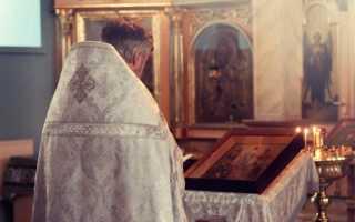 Молитва 6 января