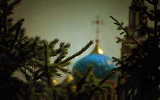 Православные молитвы на Новый Год и Рождество