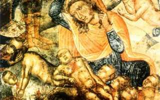 Православный праздник 11 января 2020