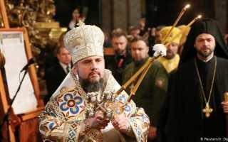 Украинская православная церковь киевского патриархата