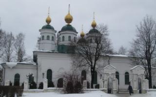 Церковные праздники в 2020 году календарь: расписание православных праздников
