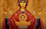 Заказать молебен перед чудотворной иконой; неупиваемая чаша, молитва иконе неупиваемая чаша