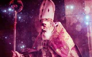 Акафист святителю николаю чудотворцу текст