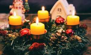 Сильные заговоры на рождество