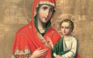 Икона божией матери скоропослушница значение
