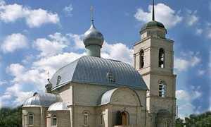 Церковь Преподобного Сергия Радонежского на Рязанке