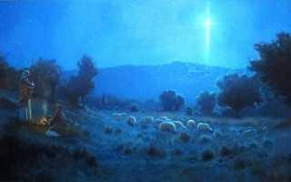 Рождество христианский праздник