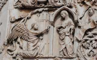 Богородичен текст молитвы в канонах