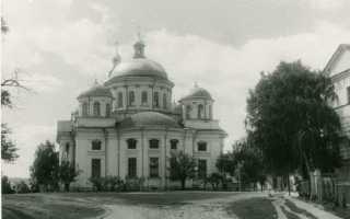 Собор казанской божьей матери в казани
