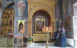 Преподобный сергий радонежский монастырь