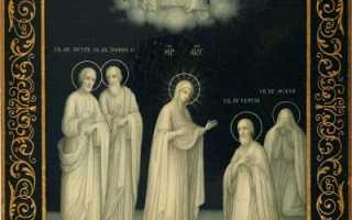 Утренние молитвы на церковно славянском