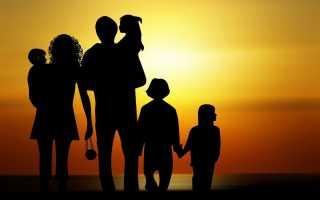 Молитва за родных