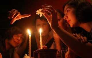 Заговор на любовь на святки