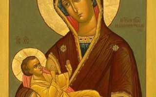 Млекопитательница икона божией матери: икона божией матери — млекопитательница — православный церковный календарь