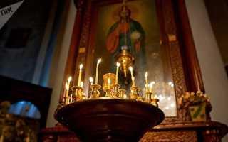 27 декабря праздник православный
