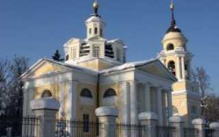 Николо прозорово церковь николая чудотворца