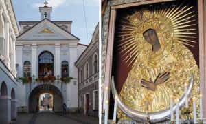 Остробрамская икона божьей матери значение