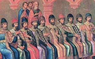 Стоглавый собор русской православной церкви