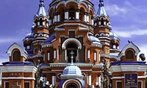 Храм казанской иконы божией матери иркутск