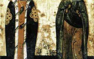 Иулиания по церковному календарю