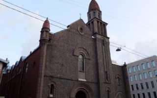 Римско католический храм матери божией лурдской