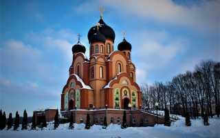Воронеж храм сергия радонежского расписание