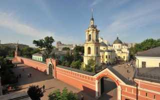 Церковь матроны московской в москве адрес