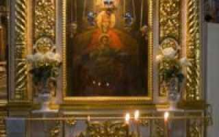 Икона державная божья матерь фото