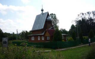 Сизьма церковь николая чудотворца