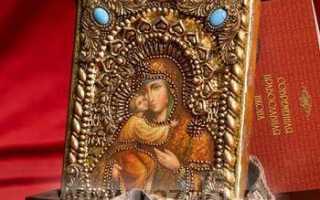 Божья матерь феодоровская
