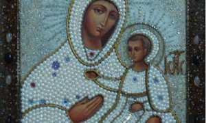 Бахчисарайская божья матерь