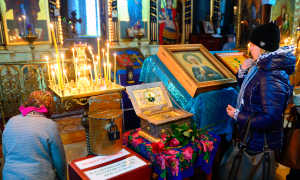 День памяти матроны московской в 2019 году