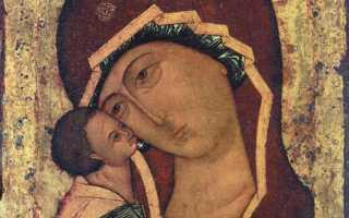 Иверская божья матерь в чем помогает значение