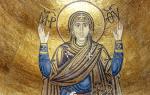 Сколько икон божьей матери существует