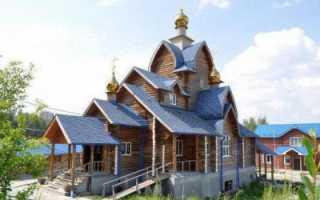 Храм владимирской иконы божией матери екатеринбург