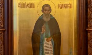 Икона сергия радонежского в чем помогает