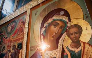 Икона божией матери казанская в чем помогает: почему в доме должна быть икона казанской богородицы, культура