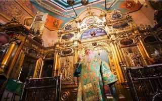 Кто такой иерей в православной церкви