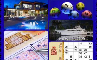 Заговор на выигрыш в лотерее читать