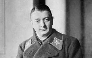 Заговор тухачевского