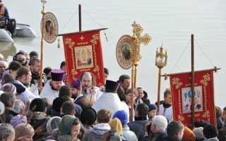 Христианские праздники в январе