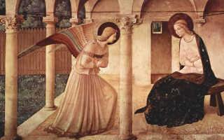 Божья Матерь или кто такая Пресвятая Богородица