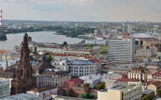 Православная церковь в казани