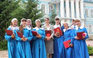 Православная гимназия сергия радонежского