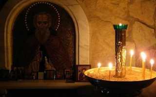 Сильная молитва изгнание бесов