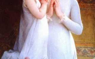 Молитвы о дочери очень сильные