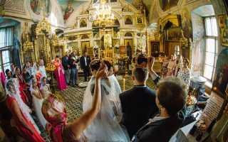 Венчание в православной церкви правила стоимость