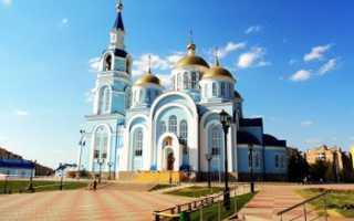 Храм казанской иконы божией матери саранск